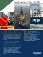 INS - Asset Condition Evaluation Tool (ACET) A4