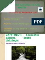 1 .- Conceptos Básicos Sobre Hidrologia - Quispe Mondragón Nilo Ninive (073129)