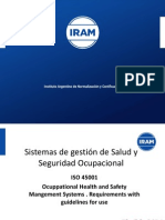 ProyectoNorma ISO45001