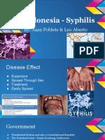indonesia - syphilis