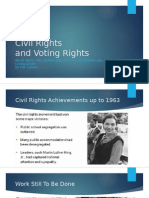 civil rights & voting rights