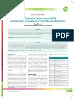 08_228CME-Mild Cognitive Impairment-Transisi Dari Penuaan Normal Menjadi Alzheimer