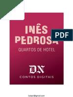 Inês Pedrosa, Quartos de Hotel