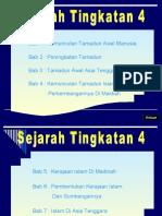 sejarah tg 4