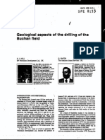 Geological Aspects of the Drilling of the Buchan Field