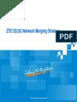 12_ZTE 2G3G Network Merging Strategy_V3.30_200805