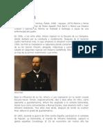 Biografia de Arturo Prat