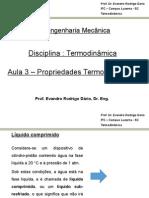 Termodinâmica Aula 3 Propriedades Termodinamicas [Reparado]