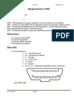 Diagnosticarea OBD