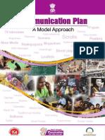 Communication Plan_A Model ApprochITSU 2014