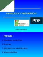 Hidráulica e Pneumática I