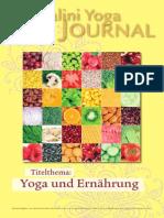 Kundalini Yoga Journal_März_2015