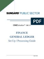 General Ledger End User Guide