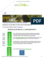 Manual de Uso Del Editor de Video Ulead VideoStudio 11