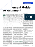 Management guide to alignment