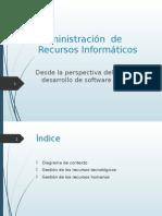 Sesion de Recursos Informaticos
