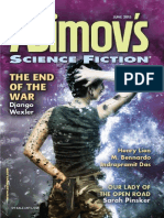 Asimov's Science Fiction - June 2015