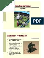 Dynamo (Diogo, Fustiga, Pires, Cristo) [Modo de Compatibilidade