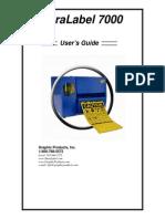 Duralabel 7000 User Guide