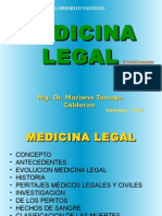 Clase 2-Medicina Legal