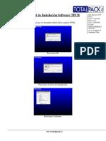 Manual de Instalacion Software TPCR