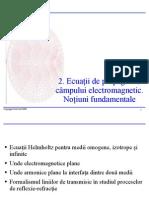 FT4 02 Ecuatii de Propagare