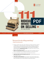 1Thoughts on Selling