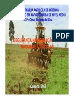 Segurança na Operação com Máquinas Agrícolas