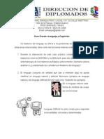 Caso Practico Lenguaje y Cognicion
