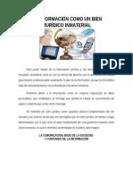 263869901 La Informacion Como Un Bien Juridico Inmaterial
