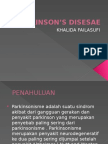 Parkinson's Disesae