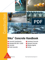 Sika Concrete Hand Book