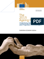 EU-rapport  'On Ageing 2015'
