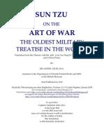 Sun Tsu Kunst des Krieges