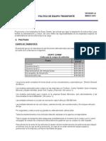 (Activos Fijos Corporativo) - Resumen Eq. Transporte