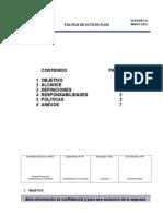 PAF-V1 0 III -(Activos Fijos Corporativo)