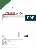 Bolo de mandioca e coco com calda de maracujá - Paladar - Estadao.com