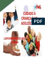 Cuidado à Criança e Ao Adolescente - Aula 01