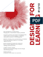 Design for Learning Bezemer Kress