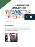 264142554 Ventaja de La Implementacion Del Voto Electronico (1)