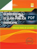 Democracia y Gestion Publica Municipal