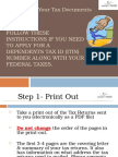 ITIN Federal & StateTax return assembly Guide-2012(1).ppt