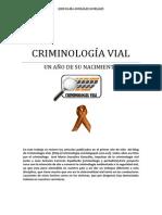 Criminologia Vial (Jose Maria Gonzalez)