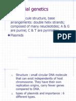 12.Bacterial Genetics