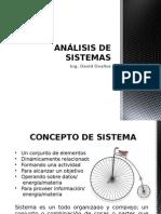 Analisis de Sistemas de produccion