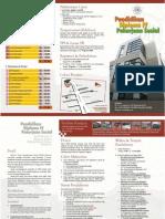 Brosur Diploma IV STKS Bandung 2009