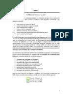 Perfil Basico de Metadatos IDEP
