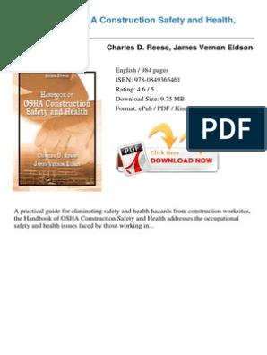 osha books free download