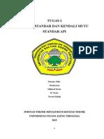 API Standard