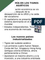 Economía en Los Tigres Asiáticos